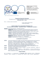 """BANDO ATA 2014 - ITIS """"Basilio Focaccia"""""""
