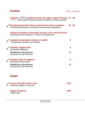 carta del menù (pdf)