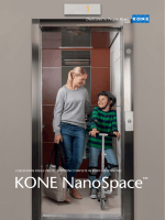 KONE NanoSpace™