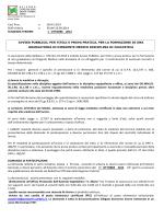 Cod. Proc. n. GIUR 13/14 BUR Umbria n. 38 del 16.09.2014