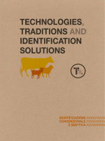 TECHNOLOGIES, TRADITIONS AND IDENTIFICATION SOLUTIONS