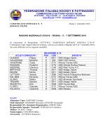 Raduno Nazionale U18/U16 - Roana - 5