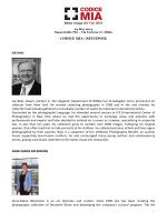 CODICE MIA | REVIEWER Joe Baio, lawyer, partner in the