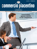 Associazioni - Unione Commercianti di Piacenza