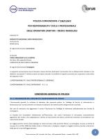 CGA RCP OPERATORI SANITARI TORUS SNR 2013
