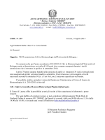 319_CIRC test ammissione UNIBO CdL BIOTECNOLOGIE