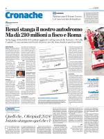 """""""Renzi stanga il nostro autodromo"""" (pdf)"""