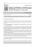 BURT - Variante al PIT - Risoluzione 24/7/2013 - n