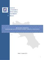 Analisi contesto BES Campania