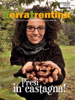 terratrentina - Ufficio Stampa - Provincia autonoma di Trento