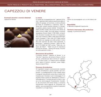 CAPEZZOLI DI VENERE - Veneto Agricoltura