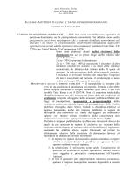 Lezione 2 - Docenti