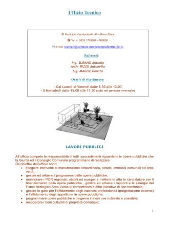Carta_Servizi_Ufficio_Tecnico - Comune di Montesano Salentino