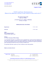 """""""FATCA and Trusts: Practical answers. What do Swiss"""