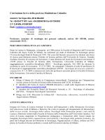 Curriculum vitae - Fondazione ISMU