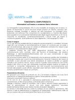 1 CONSENSO TC - SME Diagnostica per Immagini