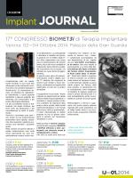 Implant JOURNAL