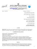 ISTITUTO COMPRENSIVO N. 4 BOLOGNA