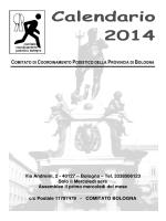 Via Andreini, 2 - 40127 – Bologna – Tel. 3338506123 Solo il