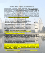 Università degli Studi di Bergamo - Associazione culturale Italia