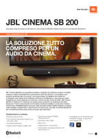 JBL® Cinema SB 200