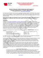 Scheda Flc su circolare organici docenti 2014/15