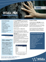 Wildix PBX - EUROGROUP