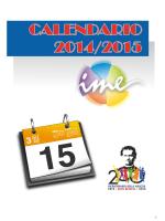 Calendario IME - Ispettoria Salesiana Meridionale