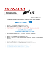 MessaggiWeek38