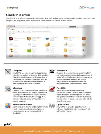 Brochure - businessinformatics.it