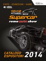 Catalogo espositori - Supercar Roma Auto Show