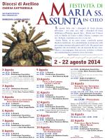 Assunta2014 - diocesi di Avellino