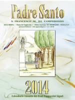 Calendario Lunario dei Frati Cappuccini Liguri