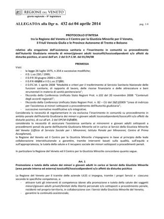 allegato - Bollettino Ufficiale della Regione del Veneto