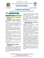 Farmainforma Febbraio-Marzo 2014
