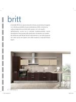 Il modello Britt crea spazi domestici lineari
