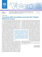 13 marzo 2014 assemblea annuale del collegio ipasvi di varese