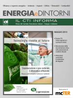ENERGIA e DINTORNI, Maggio 2014