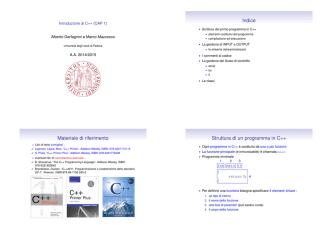 CPP - INFN - Sezione di Padova