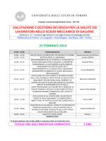 PROGRAMMA PATRUCCO - Università degli Studi di Torino
