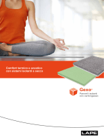 Brochure Gexo 2014