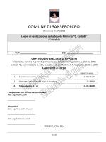 CSA (a corpo) - Comune di Sansepolcro