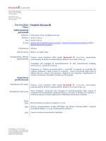 Dr. Bernardi - Green Holding