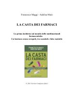 Francesco Maggi – La casta dei farmaci