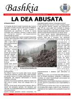 LA DEA ABUSATA - Comune di San Costantino Albanese