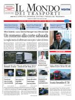 Novembre 2014 - Il Mondo dei Trasporti
