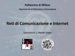 CISCO Packet Tracer - Politecnico di Milano-DEIB