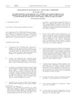 REGOLAMENTO DI ESECUZIONE (UE) N. 323/2014 DELLA