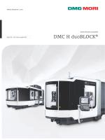 DMC H duoBLOCK®
