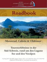 Roadbook - Hotel International au Lac